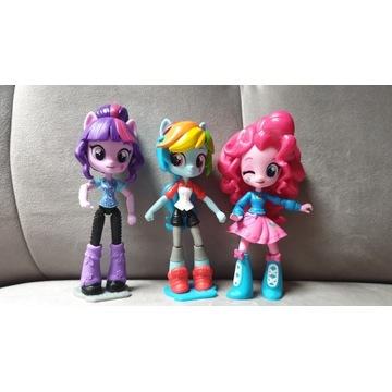 Laleczki Hasbro Equestia Girls Rainbow, Pinkie Pie