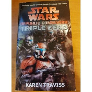 """Star Wars Ang. wersja językowa """"Triple zero"""""""