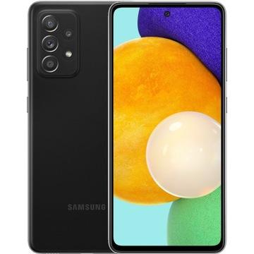 Samsung Galaxy a52 black 128gb sm-a525f/ds