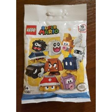 LEGO SUPER MARIO Urchin Peepa Parago Beetle 71361