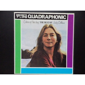 Taśma magnetofonowa - QUADRO - Judy Collins
