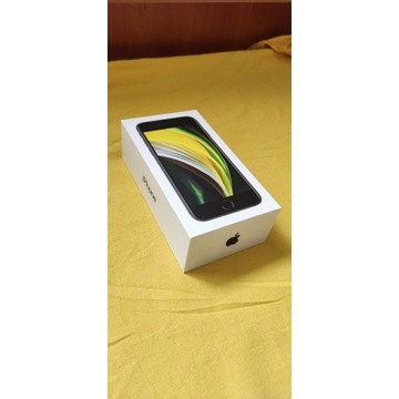 Nowy iPhone 2020 64 GB black