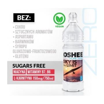 Napój bezalkoholowy Oshee Pure Zera 750ml