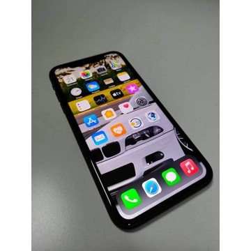 IPhone XR czarny 128gb