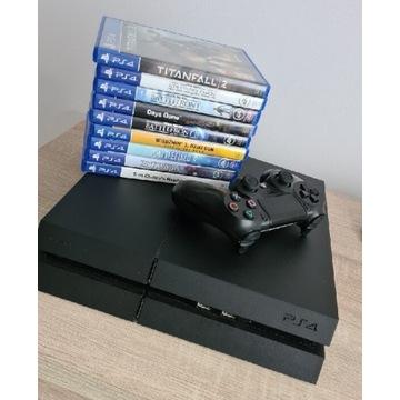 PS4-Fat Prawie jak Nowa