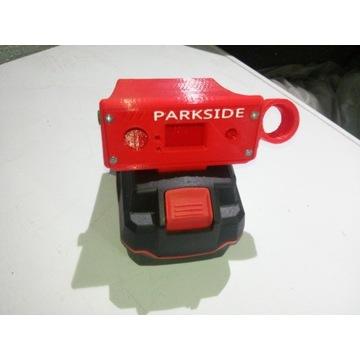 OBUDOWA T12 LED Parkside Team 20V