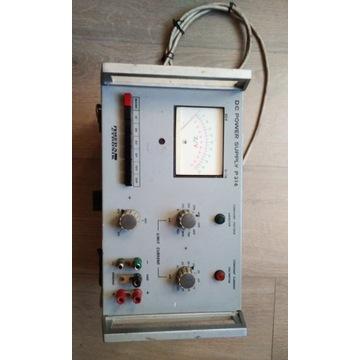 zasilacz laboratoryjny P316