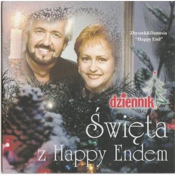 Święta z Happy Endem - płyta CD