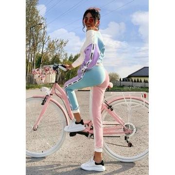 Spodnie dresowe Candy Pastel Nowe XS/S