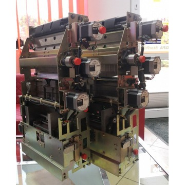Minilab agfa d-lab.1  Dystrybutor  papieru