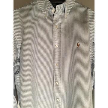 Koszula Polo Klasyczna Zimowa Ralph Lauren