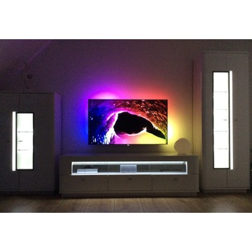 """Philips 65PUS7600 65"""" 4K Smart Android Ambilight"""