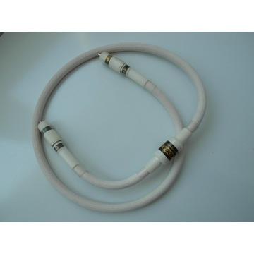 kabel coaxialny KODA silver najwyższy model 100cm