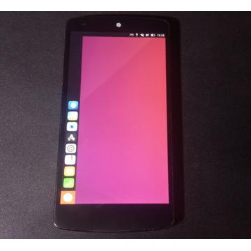 LG Nexus 5 32GB Ubuntu Touch Linux