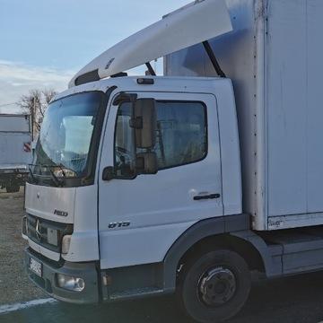 Mercedes-Benz Atego Samochód Ciężarowy