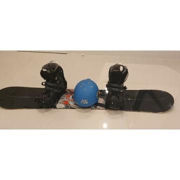 Deska snowboardowa NITRO T1 159 cm kompletna