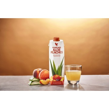 ALOE PEACHES FOREVER ALOES BRZOSKWINIOWY 84,5%