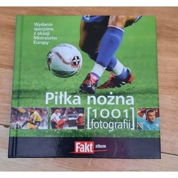 "Album ""Piłka nożna 1001 fotografii"""