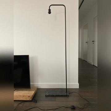 Lampa podłogowa - MARBELLE BLACK, Habitat