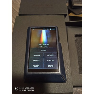 Hi-fi MP3 Odtwarzacz Astell&Kern AK 300 Hi-res