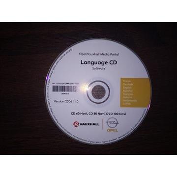 Software Navi DVD100  CD60 CD80 antara opel