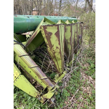 Heder do kukurydzy Claas dominator