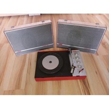 Gramofon Adapter Unitra fonica HIT STEREO sprawny