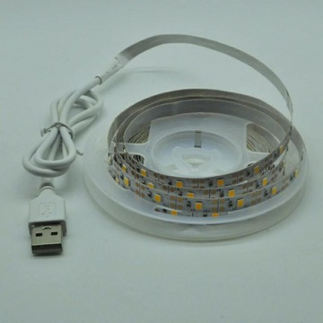 Taśma Led Niebieska 3m +USB