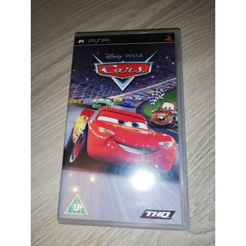 Disney Cars PSP
