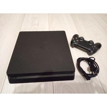 Sony Playstation 4 PS4 Slim 500GB PAD 2 GRY