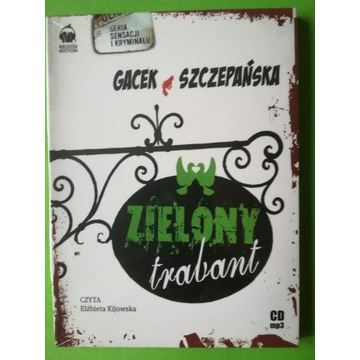 Zielony trabant  CD mp3