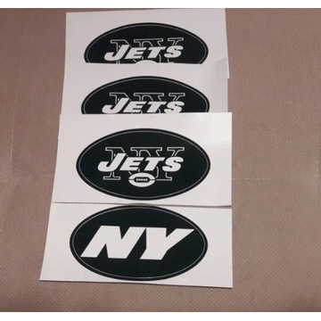 Zestaw kibica NFL drużyny New York Jats