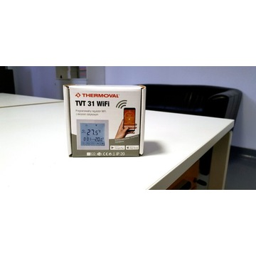 Tvt 31 WiFi thermoval