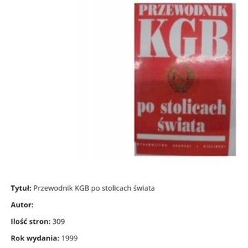 Przewodnik KGB po stolicach świata