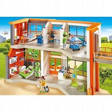 Playmobile szpital dziecięcy 6657  super zabawa