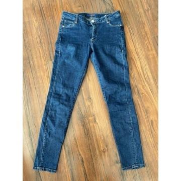 Spodnie dżins damskie Trussardi Jeans