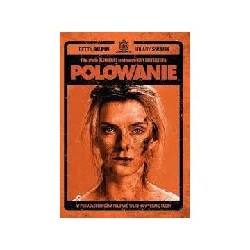POLOWANIE, THE HUNT (Hilary Swank) 2020 jak nowy