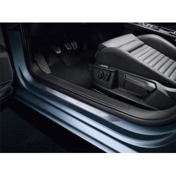Oryginalne Listwy nakładki progowe VW Passat B8