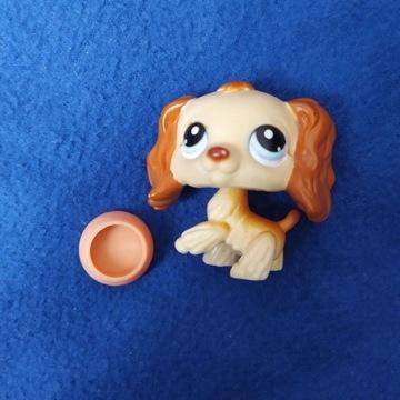 Littlest Pet Shop spaniel unikat