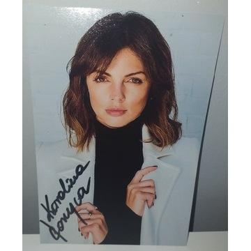 Autograf - Karolina Gorczyca