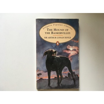 The Hound of the Baskervilles Conan Doyle