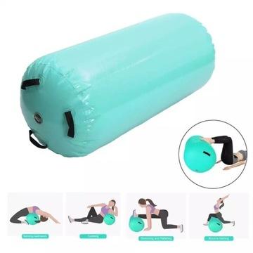 Wałek Roller do Gimnastyki i Akrobatyki 120x60 cm