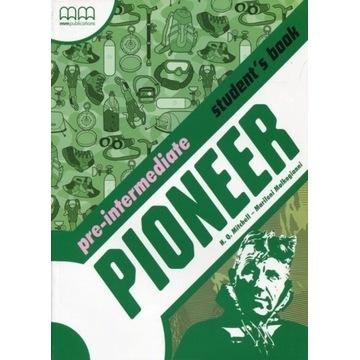 Podręczni Pioneer Pre-Intermediate. Student`s Boo