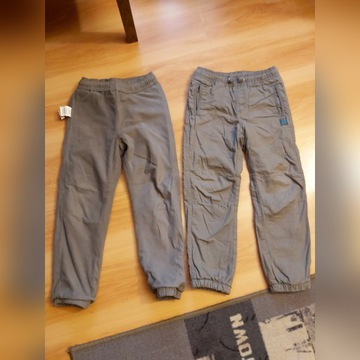 Spodnie ocieplane Cool Club dla bliźniaków