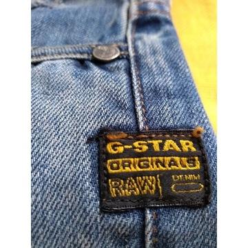 Spodnie męskie G-Star rozm. 28