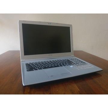 MSI Prestige PL62, i7-7500U, GTX 1050, 15'6 FHD