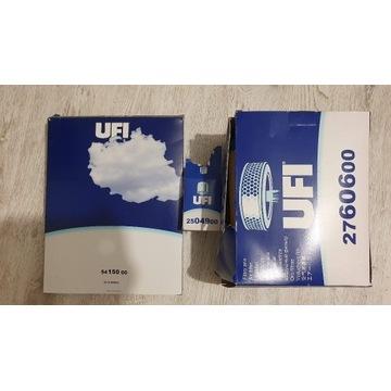 UFI zestaw filtrów Alfa Romeo 159 1.9 8V 16V