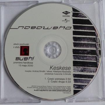 NOSOWSKA - Keskese - 156 822-2 - CD Promo Single