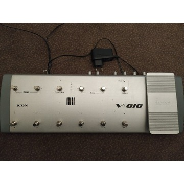 Vgig icon Kontroler nożny MIDI interfejs audio
