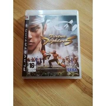 Virtua Fighter 5 / PS3 - super stan